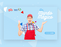 Crem Helado UX/UI Curso Virtual (e-learning)