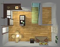Diseño de Cocina M. Camacho