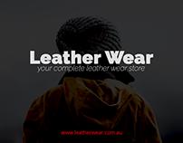 Leather Wear Re-Design