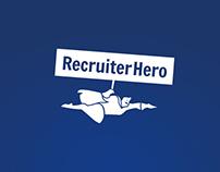 Logo Proposal - Recruiter Hero