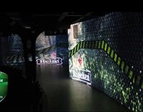 Heinekken - Wall Mapping