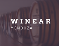 """Winear"", web responsive tool for wine travellers"