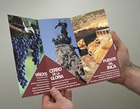 """Brochure """"Mendoza City, Argentina"""""""