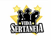 Logo Vida Sertaneja