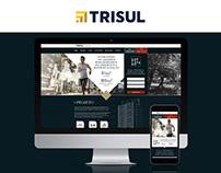 Hotsite: Trisul - Quadrilátero