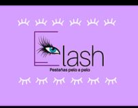 Naming, logo y tarjeta de presentación - Elash