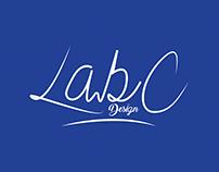 Logo, Empresa fictícia de design.