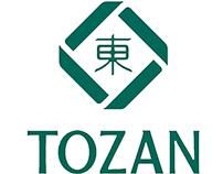 Canal de receitas Tozan