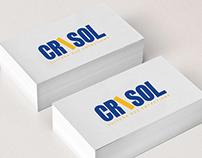 Refresh de Logo / Crisol