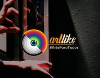 Artlike ─ ARTE PARA TODOS ─ Portal web para Artistas