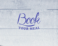 MOCKUP _ Book your Meal