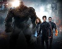 Identidad televisiva Fantastic Four