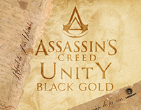 Concept Teaser - Assassin's Creed Unity - Black Gold.