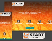 Start Serviços Website