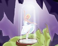 O Rapto da Bailarina