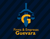 F&E Guevara || Marca y papelería