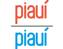'Piauí' Logo Redesign