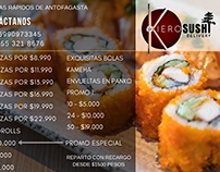 Sushi Proyect