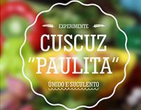 "Artes para Cuscuz ""Paulita"""