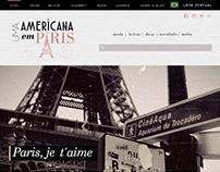 Blog - Uma Americana em Paris