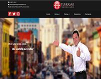 Pagina web inmobiliaria