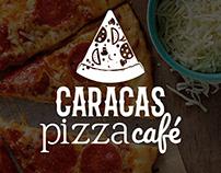 Redes Sociales caracs Pizza (Costa Rica)