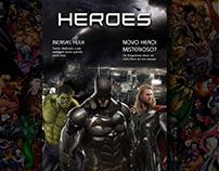 Revista Heroes