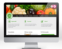 "WebSite - ""Unión Vegetariana Argentina"""