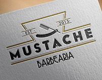 Mustache Barbearia / Branding