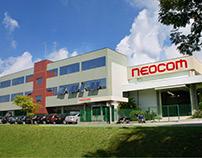 Imagens do site Neocom