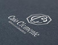 Logo Caio Clemente