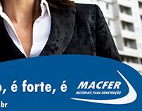 Campanha MACFER - Trabalho acadêmico