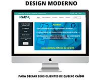 Nosso Site agenciawebmars.com
