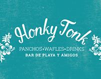 Honkey Tonk.- Diseño de Logo
