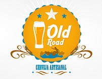 Logotipo Old Road