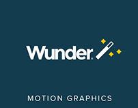 Wunder Digital - Motion Graphics