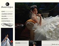 Ramiro López Designer Website.