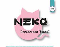 """""""Neko Japanese Food"""""""