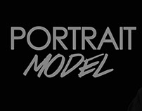 PORTRAIT MODEL | Design & Edition