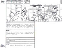 Storyboard works