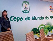 Abertura Copa do Mundo | Secretaria dos Esportes