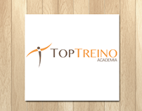 Criação de marca (TopTreino)