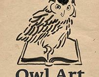 Identidade Owl Art