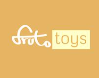 Fruto Toys. Juguetes Estructurales.