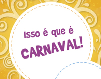 Campanha de Endomarketing | Carnaval