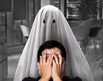 Este fantasma existe! - Key Visual and Materials
