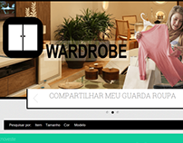 Wardrobe- Moda Compartilhada
