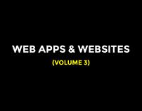 Web Apps & Websites (Volume 3)