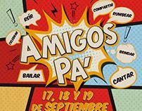 Campaña Amigos Pa'