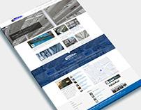 Website Joomla - Satosan Engenharia